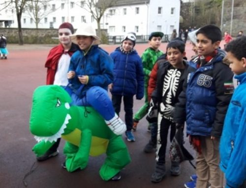 Goetheschule – Helau
