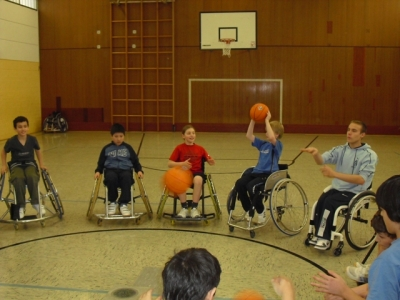 Sportstunde mit dem RSV Lahn-Dill