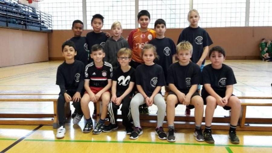 Goetheschüler erreichen 3. Platz beim Basketball Turnier