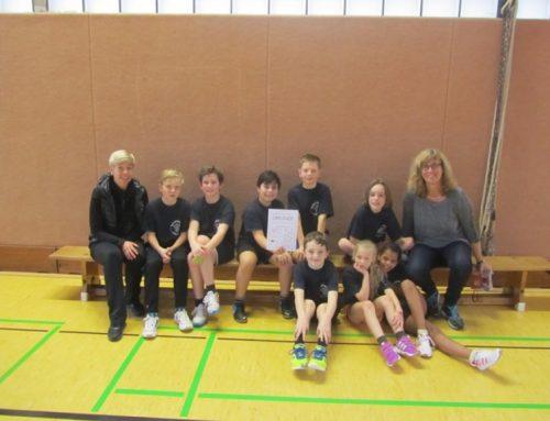 Basketball Grundschul-Wettkampf am 16.12.2015