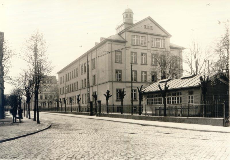 Einblick in die Schulgeschichte