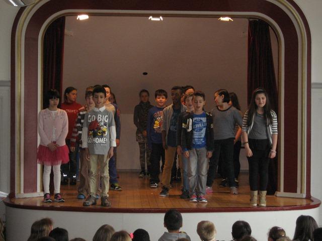 Vorlesewettbewerb 2014 - Preisverleihung