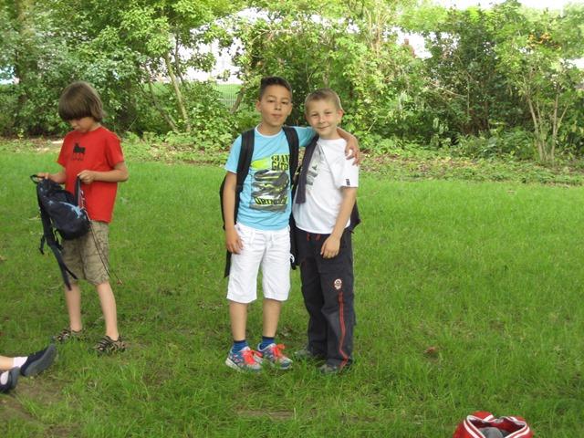 Unser Schulausflug zur Landesgartenschau am 16.07.14