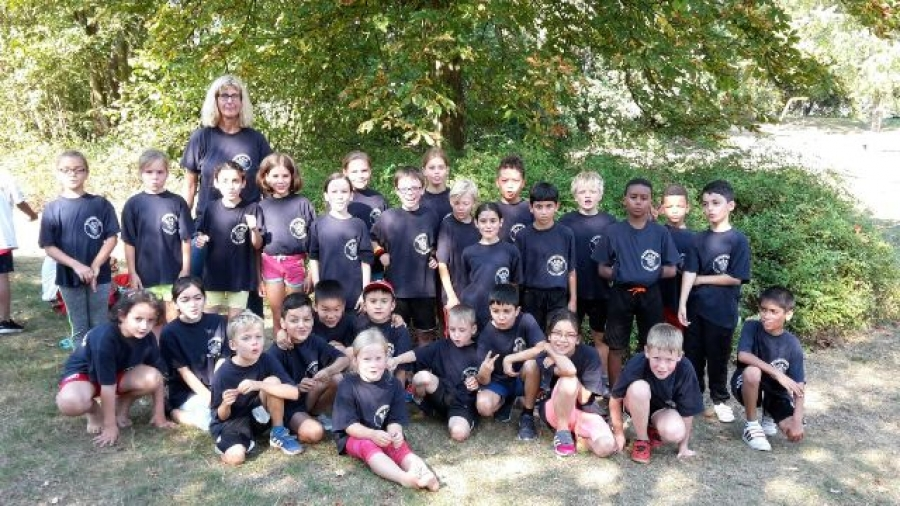 Unsere Schülerinnen und Schüler nahmen am Herbstgeländelauf 2016 teil