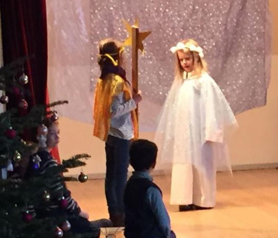 Weihnachsbäckerei und Weihnachtsfeiern
