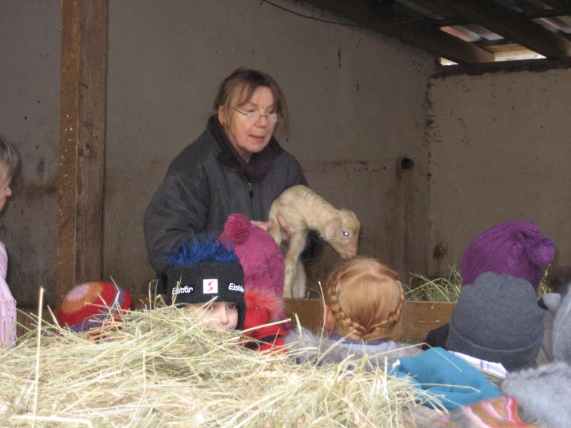Ausflug Bauernhof 2011