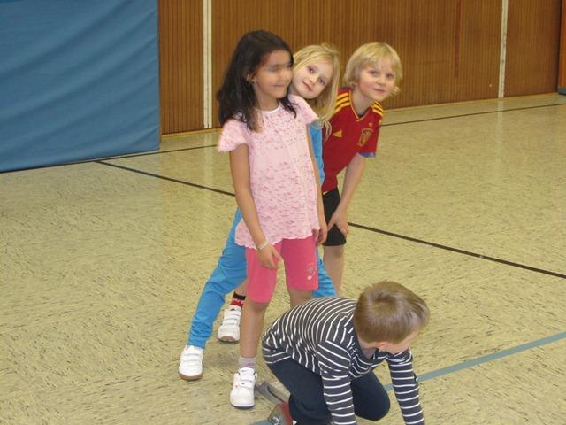 Pädagogische Nachmittagsbetreuung