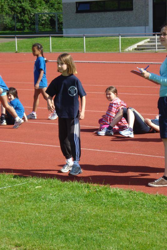 Leichtathletik Wettkampf 2010
