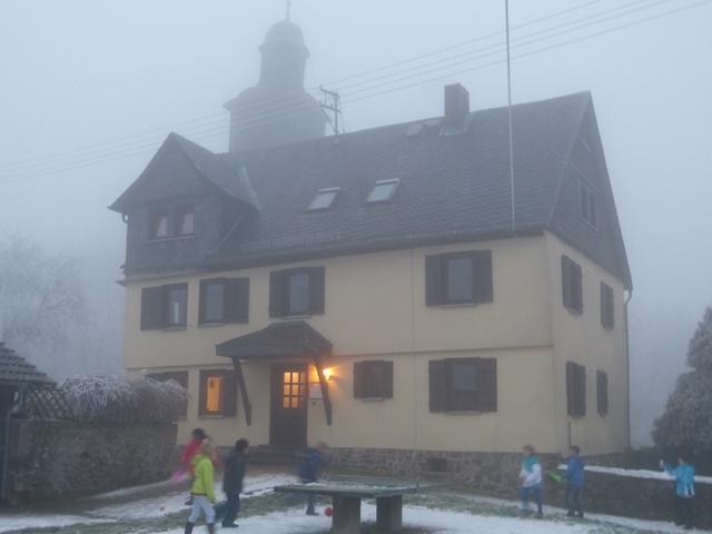 Klassenfahrt der 3b nach Wirberg